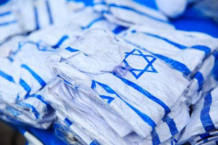 israeli: balloon in Israeli Independence day