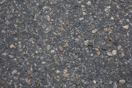 Spottes in the asphalt Imagens