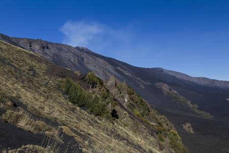 bove: Mt  Etna, Valle del Bove