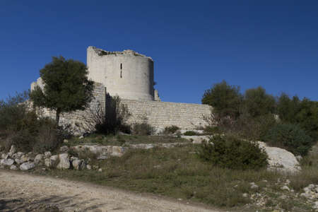 siracuse: Castle of Ancient Noto,  Sicily  Editorial