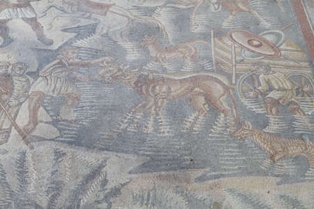 parole: ancient mosaic