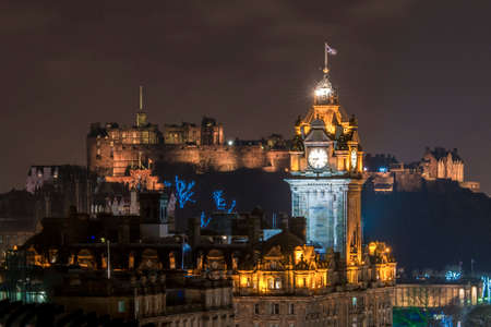 Edinburgh Castle Editorial