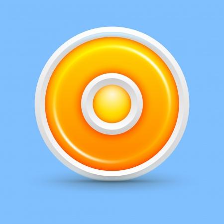 Circle web background