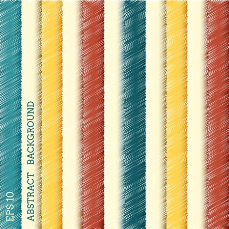 retro backgrounds: Abstract Lines Background