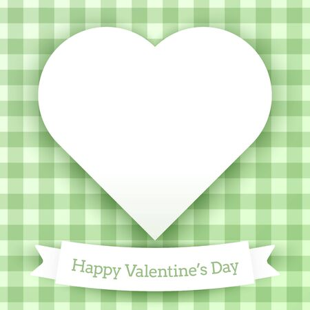 Heart  Illustration  Happy Valentine s Day Background  Vector