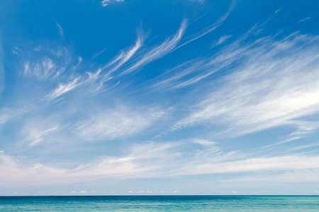 Beautiful seaview Standard-Bild