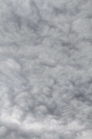 Overcast day sky texture Standard-Bild