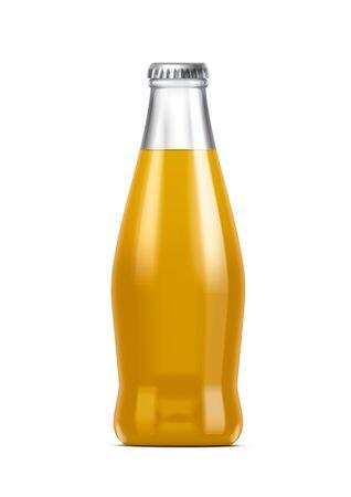 temp: drink in a bottle Stock Photo