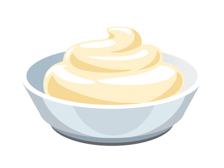 Saus. Mayonaise.