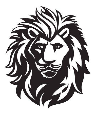 privileged: lion Stock Photo