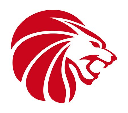 privileged: Lion emblem