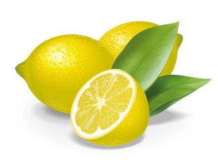 vitamines: lemon