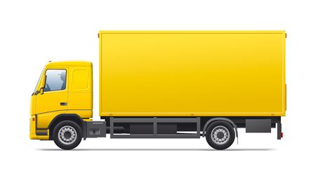 Yellow car transport