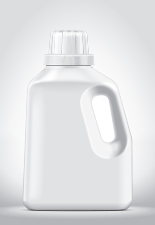Plastic Bottle mockup.