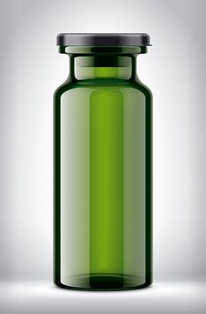 Bottle on background.