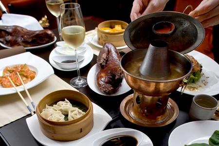 kelet ázsiai kultúra: Ázsiai étterem készlet