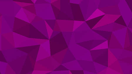 Web Purple abstract background in polygonal style, geometric vector Illusztráció