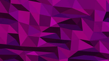 Web Purple abstract background in polygonal style, colorful vector illustration, 3D Triangles Illusztráció