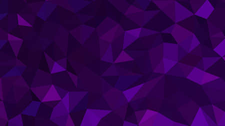 Indigo abstract background. Geometric vector illustration. Colorful 3D wallpaper. 向量圖像