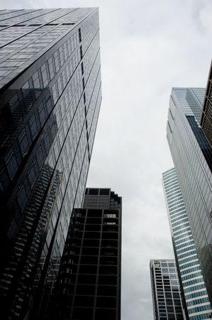 Architecture around the city of Chicago, IL. Stock Photo - 2927326