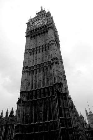 The amazing Big Ben in London photo