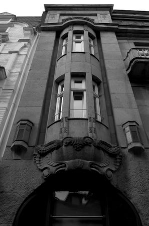 Architecture around Belgium Stock Photo - 2934795