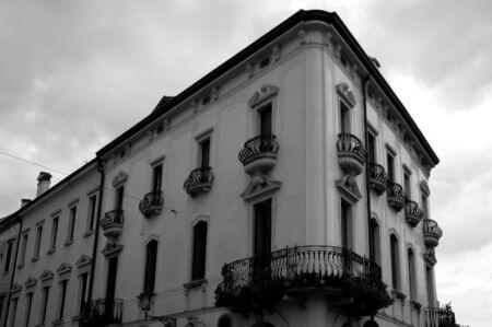 Beautiful architecture around Florence, Italy. Stock Photo - 2933885