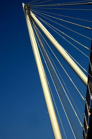 Taken on the London bridges. photo