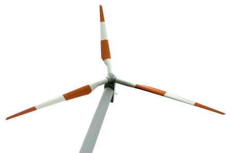 Wind Turbine in Europe. photo
