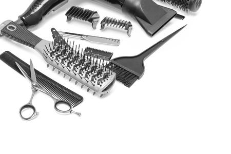 comb hair: Hairdresser