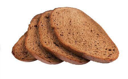 Sliced hand crafted handmade bread