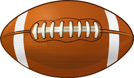 American Football - Illustration Illustration