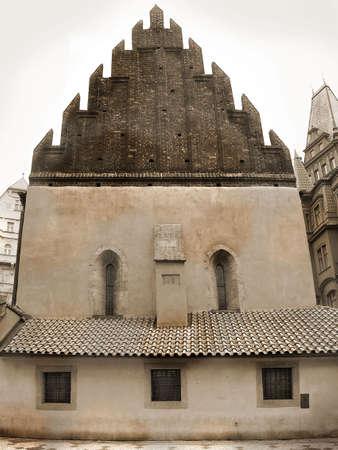 shul: old synagogue