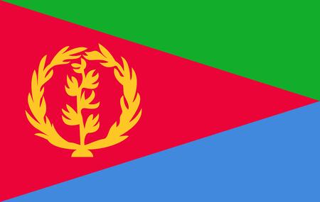 Flag of Eritrea image