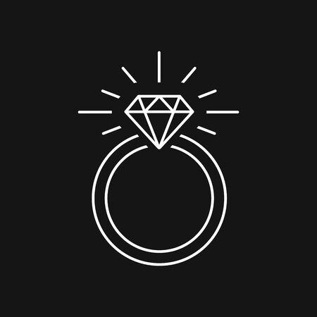 Ring Diamond Engagement Ring