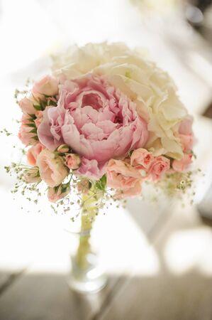 love very: very nice brides bouquet symbol of love
