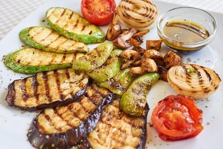 legumes: L�gumes grill�s Ap�ritif