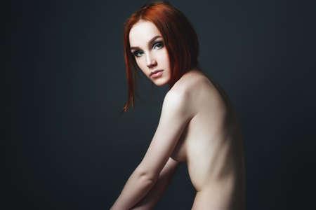 Naked gingers girls, naked young hispanic girls