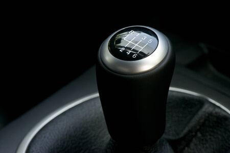 Six-speed manual gearbox photo