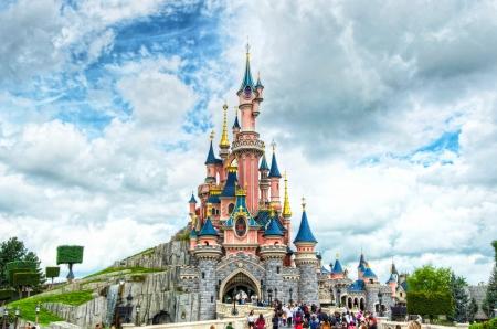 disneyland: Fairytale Castle in France