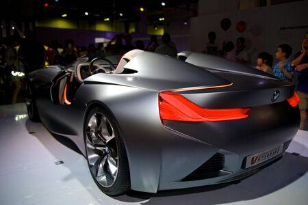 plugin: BMW Vision Efficient Dynamics plug-in hybrid Editorial