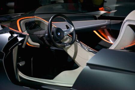 plugin: BMW Vision EfficientDynamics plug-in hybrid