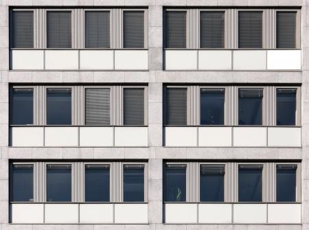 Modern European office building wall texture Stock Photo - 15742086