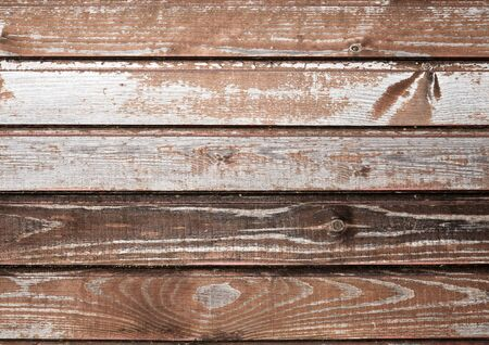 Close-up old painted wooden vintage background photo