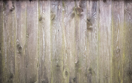 Background texture of old gray weathered wooden lining boards Stock Photo - 15841152