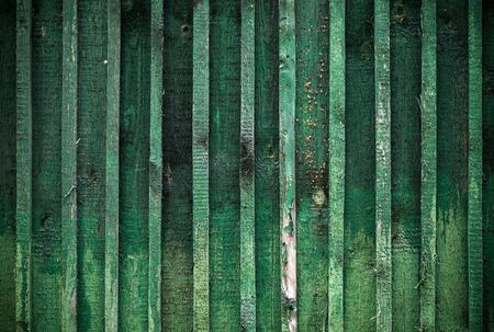 Detailed background texture of old dark wooden boards surface photo