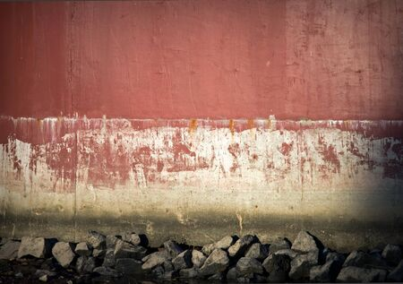 Concrete mooring wall background photo