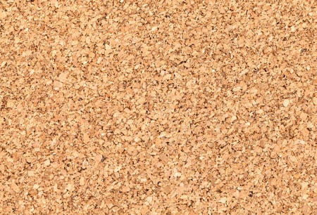 Empty bulletin board background texture, natural cork board photo
