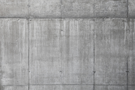 beton: Background texture of modern gray concrete wall made of blocks