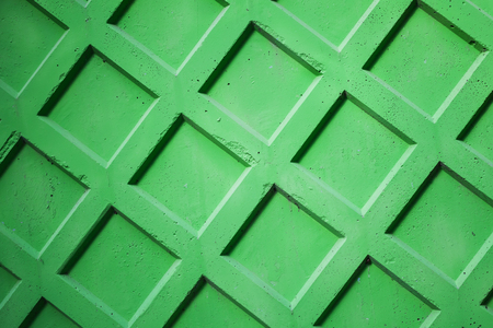 Abstract photo texture of bright green concrete fence wall Stock Photo - 22297968